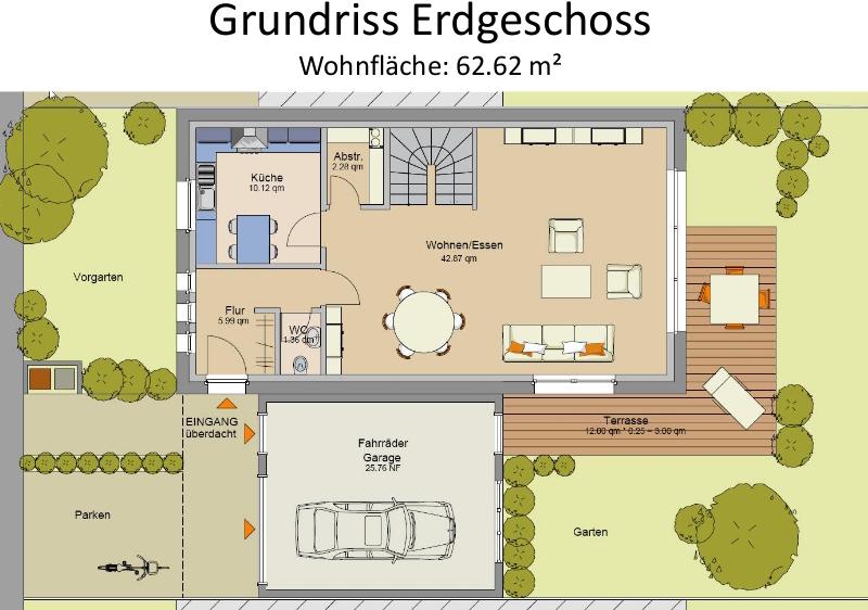 Passivhaus grundriss  Optische Eindrücke « Martina & Ralfs Passivhaus